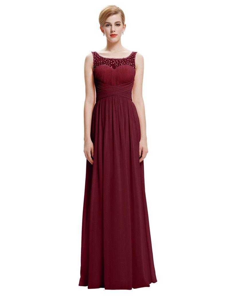 Designer elegant long evening dress royal blue see through neckline