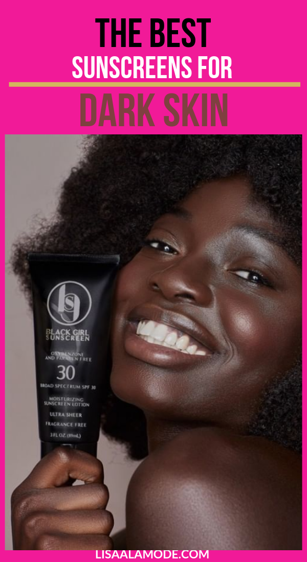Best Sunscreens For Dark Skin Best Sunscreens Black Skin Care Skin Care Wrinkles