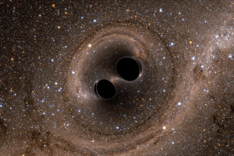 Gravitational waves could show hints of extra dimensions ...