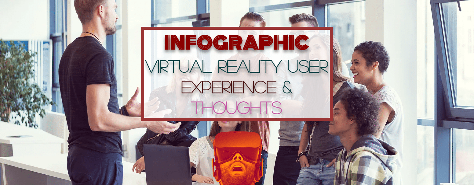 Infographic: Virtual Reality User Experience & Thoughts