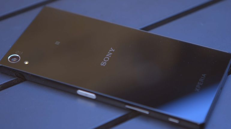 Sony Xperia Smartphone with Snapdragon 845 | technical