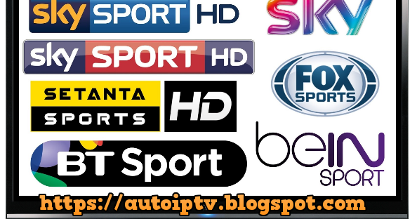 sport iptv links free for vlc , kodi , pc , android and