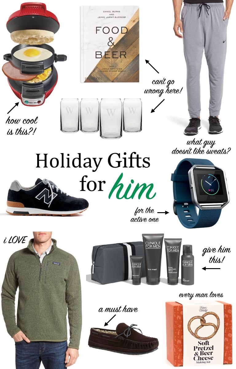 Gift Guide For Her Him Christmas Gifts For Men Surprise
