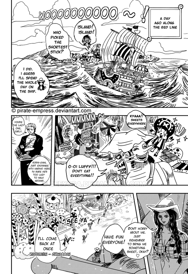 Thumb286471403 This Is Just A Mini Doujinshi Nothing Related To Unspoken Words Deeyosa Deviantart Com Gallery H Unspoken Words One Piece Comic Doujinshi