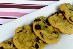 The Sweets Life: Secret Ingredient Chocolate Chip Cookies
