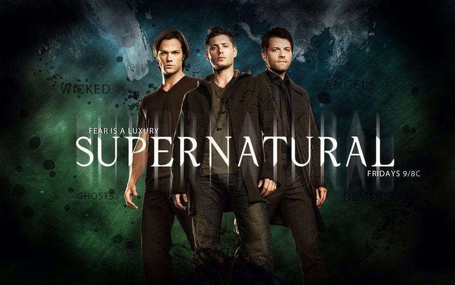 Dean Sam Castiel Em 2020 Sobrenatural 1 Temporada