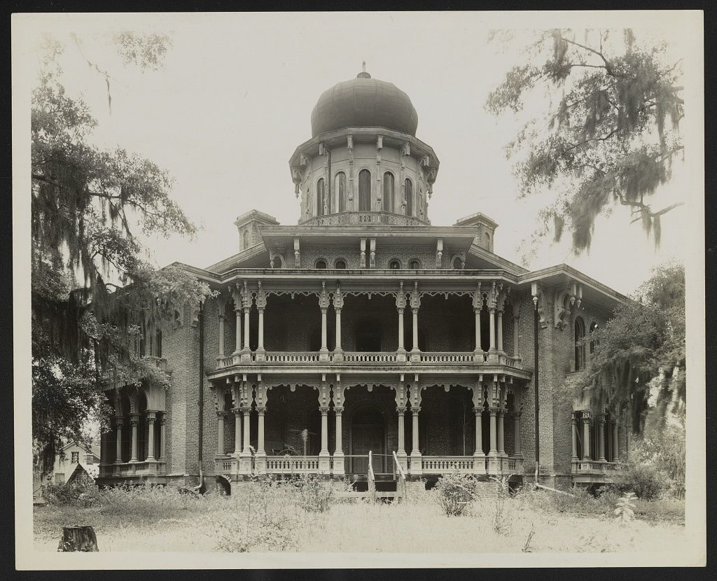 Longwood Nutt's folly Natchez, MS this was under