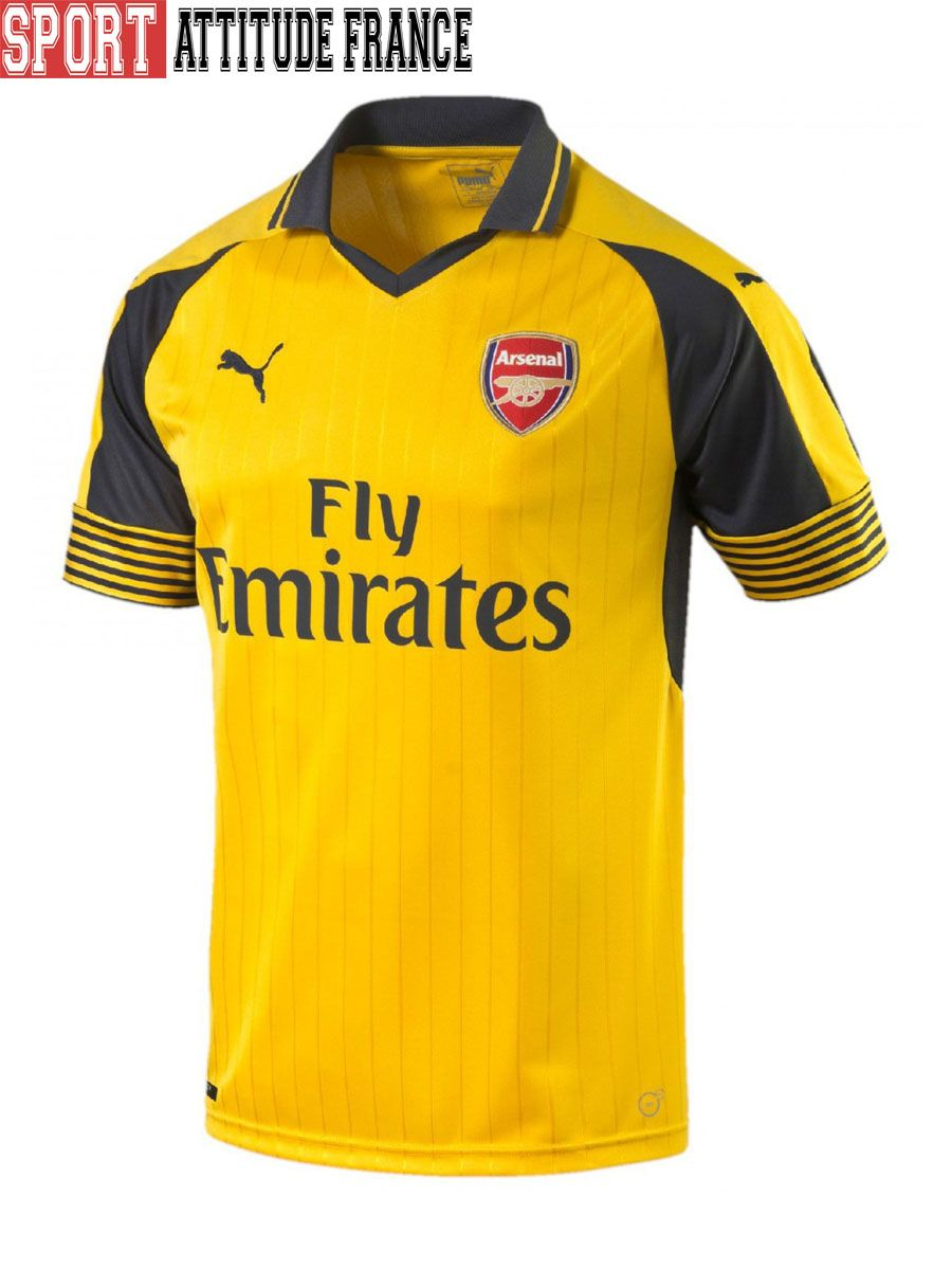 Maillot entrainement Arsenal Tenue de match