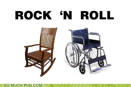 The Rock N Roll 50 S Generation Are Now Literally Rocking And Rolling Rock N Roll Music Puns Bones Funny