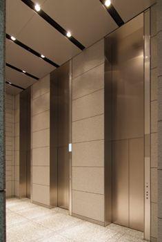業務概要 株式会社メモクラフト エレベーターホール オフィスビル