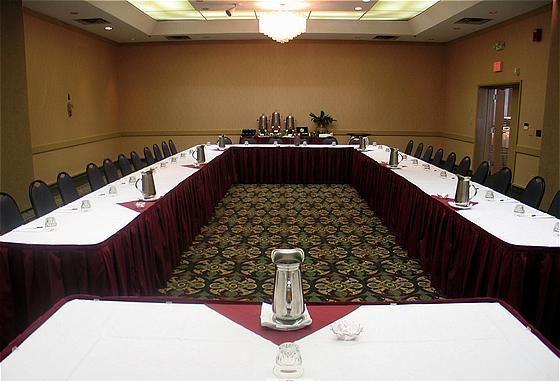 U Shape Meeting Room Setup Event Planning Office Event Room Event Planning