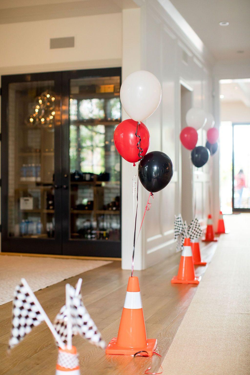 Inside My 2 Year Old S Cars Themed Birthday Party In 2020 Cars Theme Birthday Party Car Birthday Theme Cars Birthday Invitations