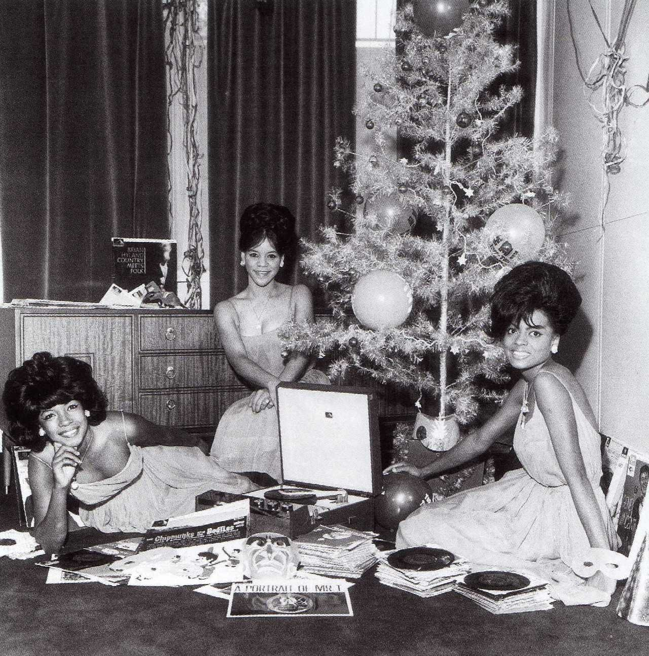 Diana Ross and the Supremes Christmas Records... The