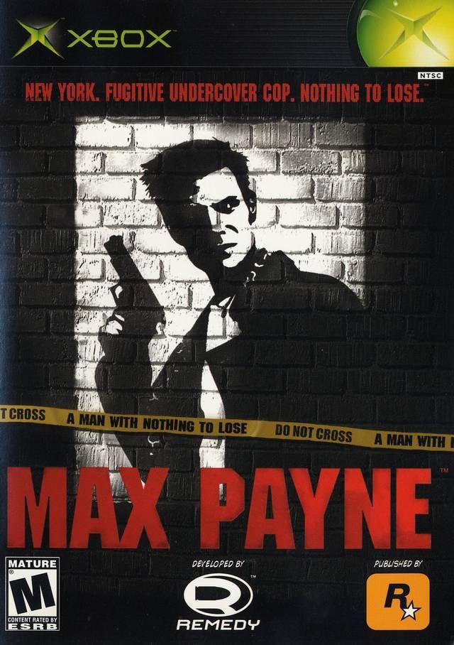 Max Payne (XBOX)