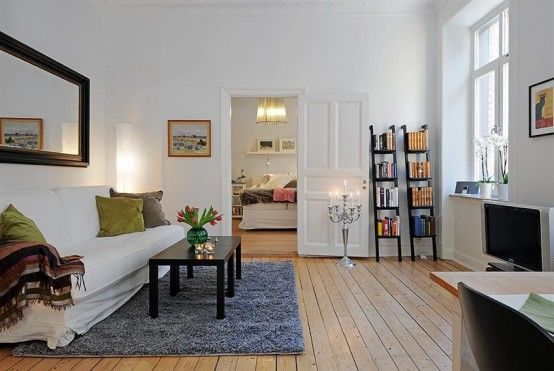 Swedish Interior Swedish Scandinavian Interior Design Apartment Small Small Apartment Interior Small Apartment Living Room