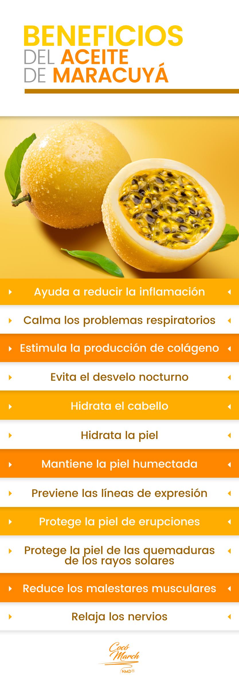 12 Maravillosos Beneficios Del Aceite De Maracuyá Coco March Beneficios De Alimentos Maracuya Beneficios Frutas Y Verduras Beneficios