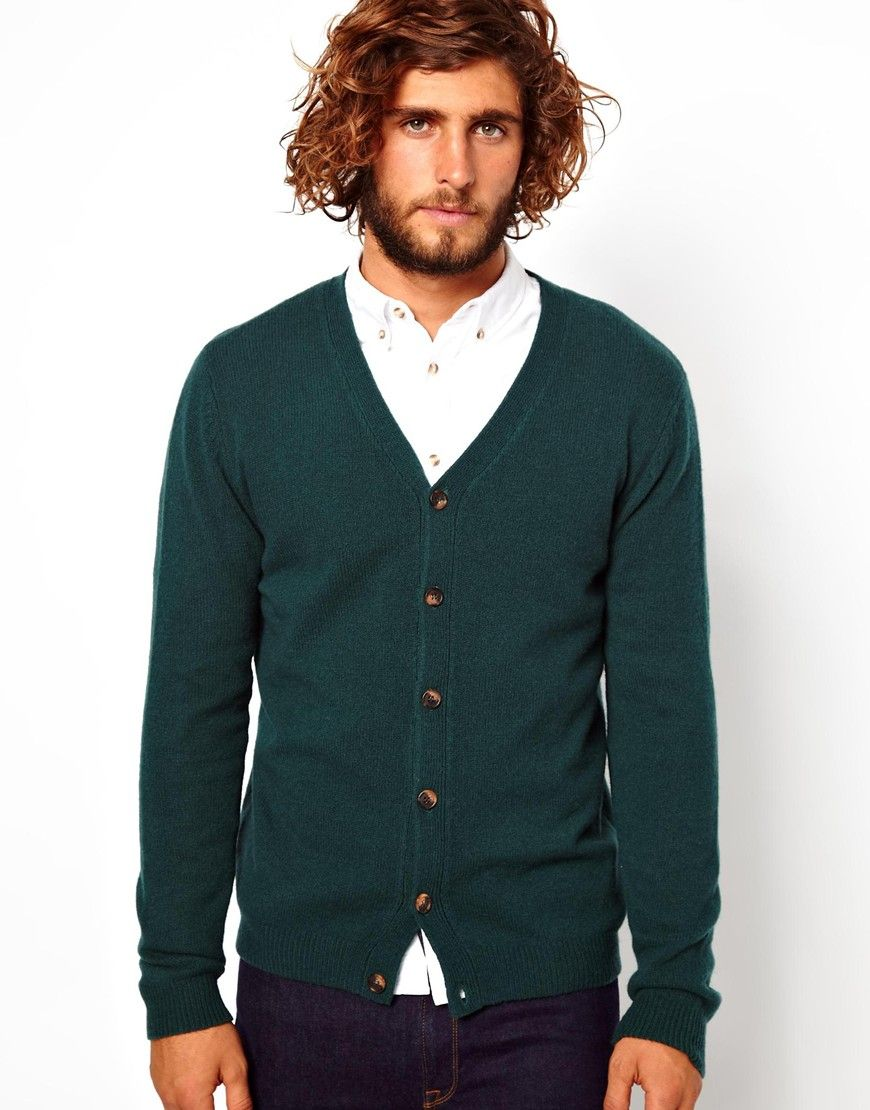 ASOS Lambswool Rich Cardigan | Clothes | Pinterest