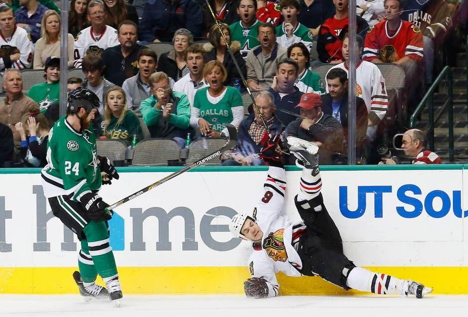 Dallas Morning News on Hockey humor, Jordie benn, Dallas