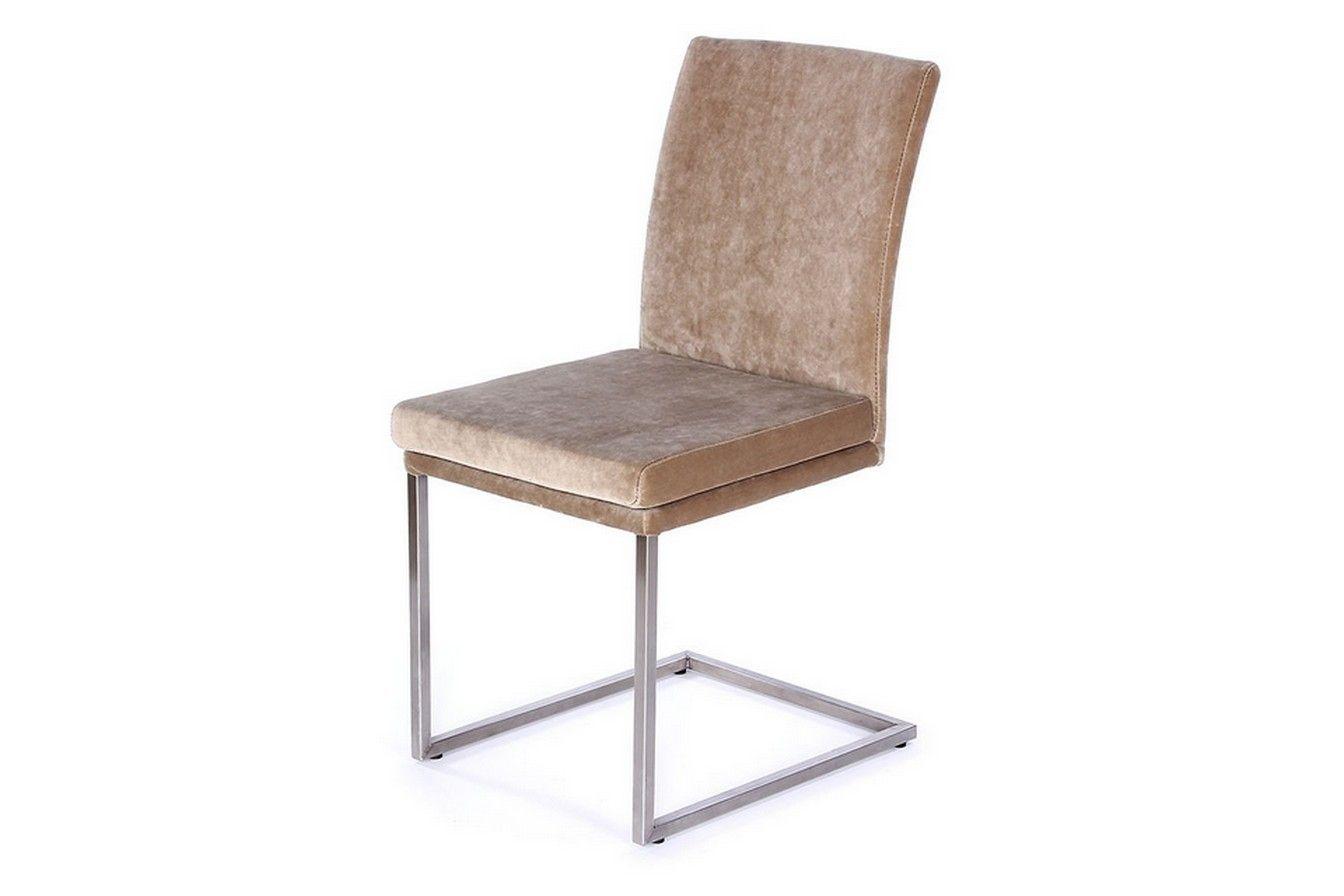 Bezaubernd Beige Stühle Das Beste Von Freischwinger Stoff - Stühle - Sitzgelegenheiten