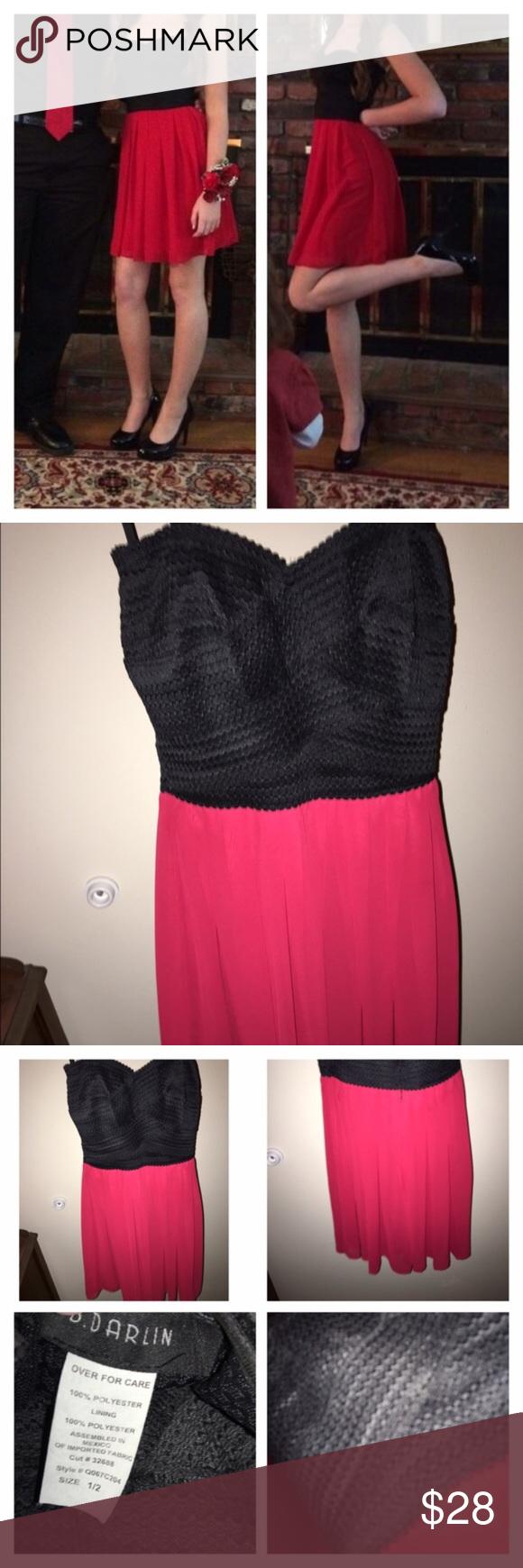 B darlin strapless dress pinterest strapless dress homecoming