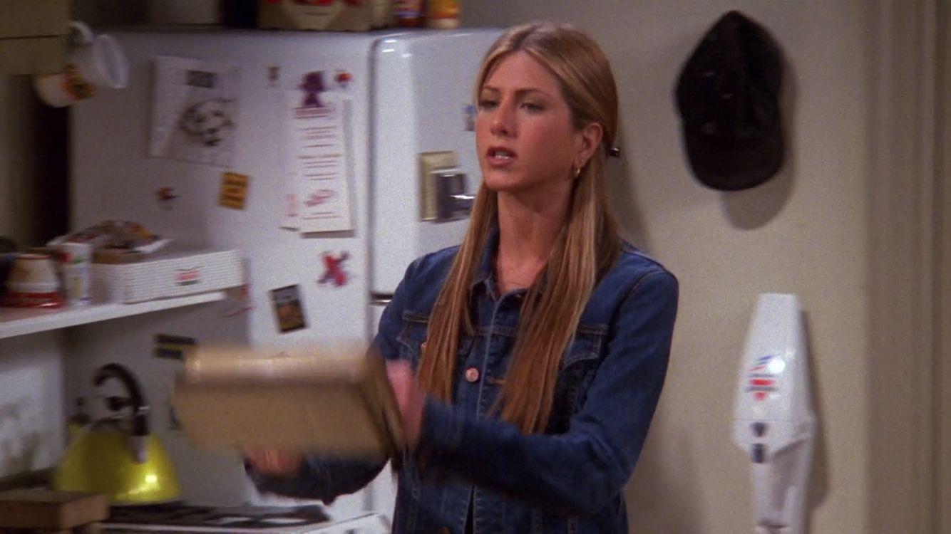 Pin by Isabel Gonzalez on FRIENDS season 6 | Rachel green ...