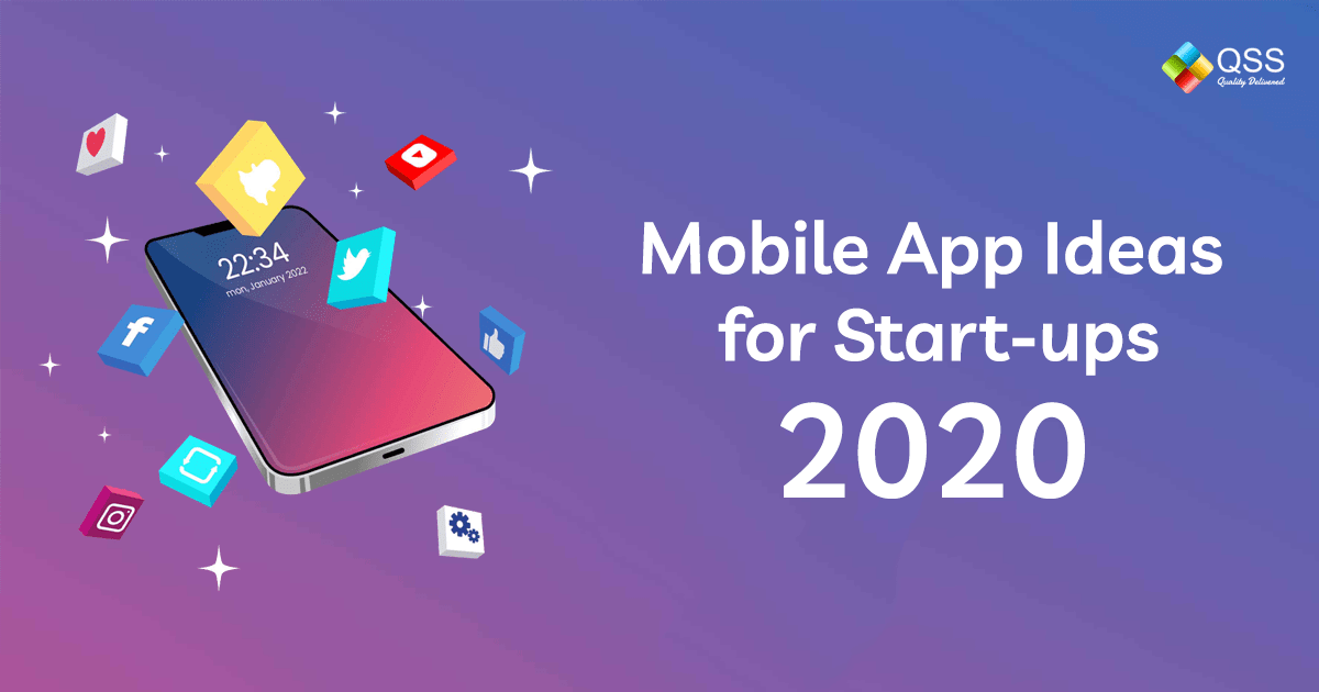 21 Incredible Mobile App Ideas to Watch Out in 2020 in