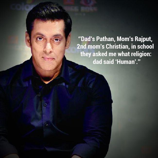 This Statement Truly Cordial My Heart Salman Khan Quotes Salman Khan Salman Khan Photo I don't want salman khan to be remembered as a star, actor. salman khan quotes salman khan