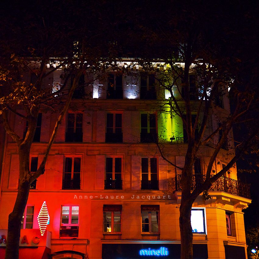La couleur de la lumière (Et un projet de prises de vue sur l'année, pour VOUS !!) | Anne-Laure Jacquart