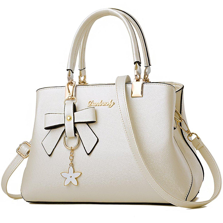 ALARION Women Top Handle Satchel Handbags Shoulder Bag Ladies Designer Purse  Messenger Bags Handbags -- 9201884bf1c80