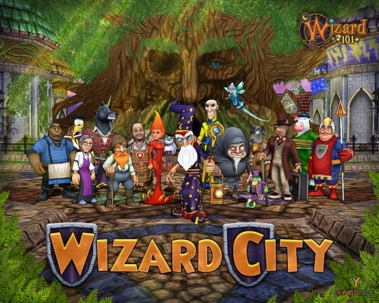 Wizard101 is a FREE online game set in the magical Wizard school