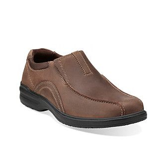 "Clarks® Men's ""Sherwin Time"" Casual Shoes"