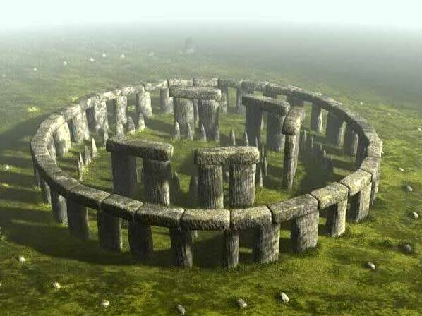 Who built Stonehenge? Part.I | Elixir Of Knowledge |Stonehenge Aerial View Complete