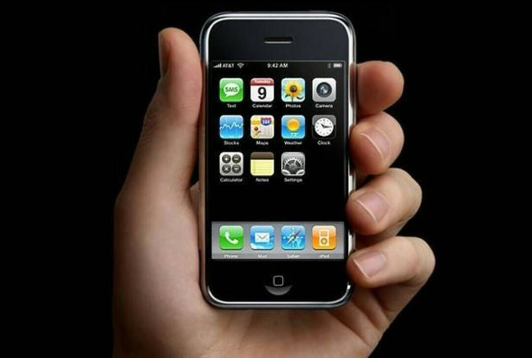 Today Is The 10th Birthday To The Original Apple Iphone Happy
