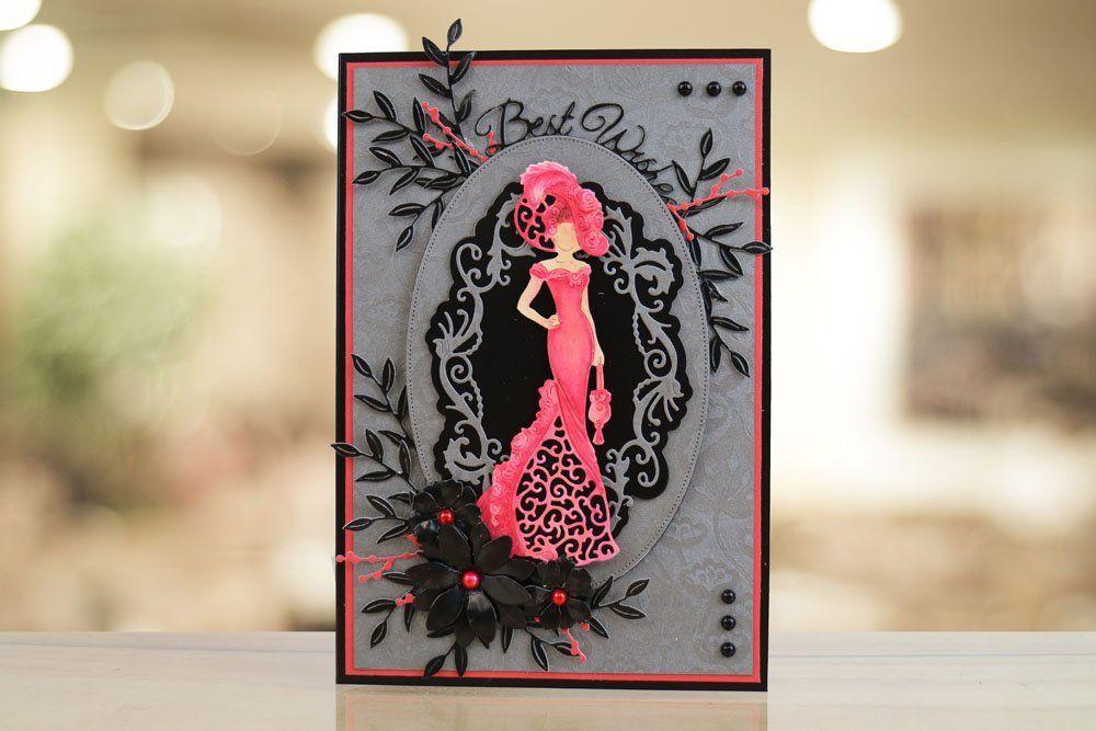 Pin på A card by: LcB