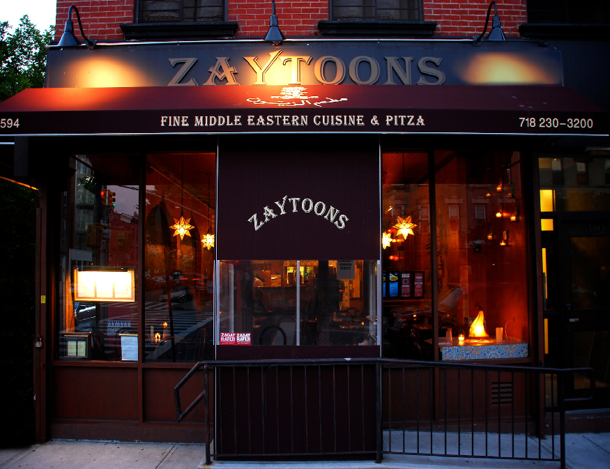 ZAYTOONS // 472 Myrtle Avenue Fort Greene, Brooklyn | Places in ...