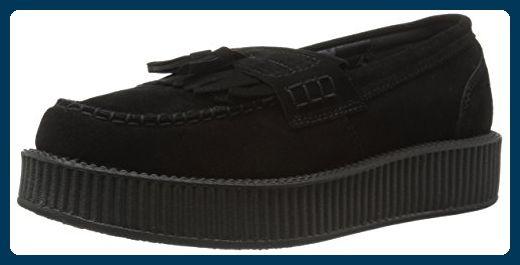 T.u.k. Viva Lo Av8957, Unisex-Erwachsene Sneakers, Schwarz (black), 39