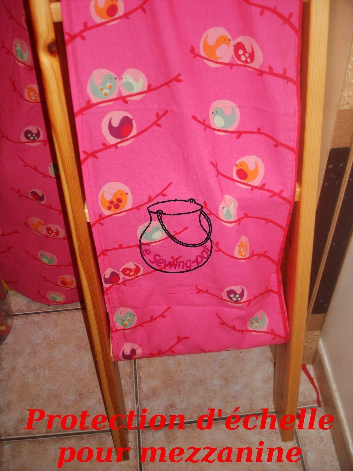 Protection échelle D Un Lit Mezzanine Mezzanine Bed Scale