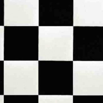 PVC Boden Gerflor Clever Schachbrett 0115 2m für busboden -> 25 ...