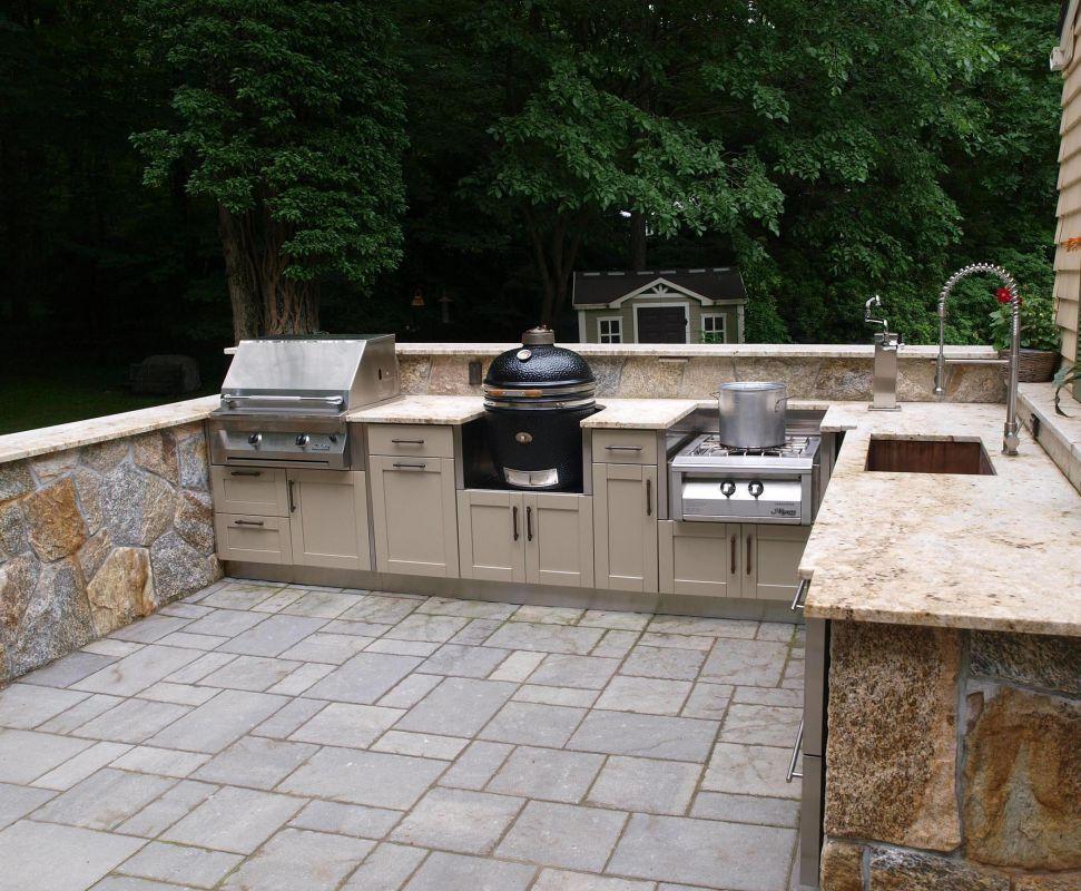 8 Outdoor Kitchen Designs Ideas Plans Backyard Kitchen Outdoor Kitchen Design Outdoor Kitchen