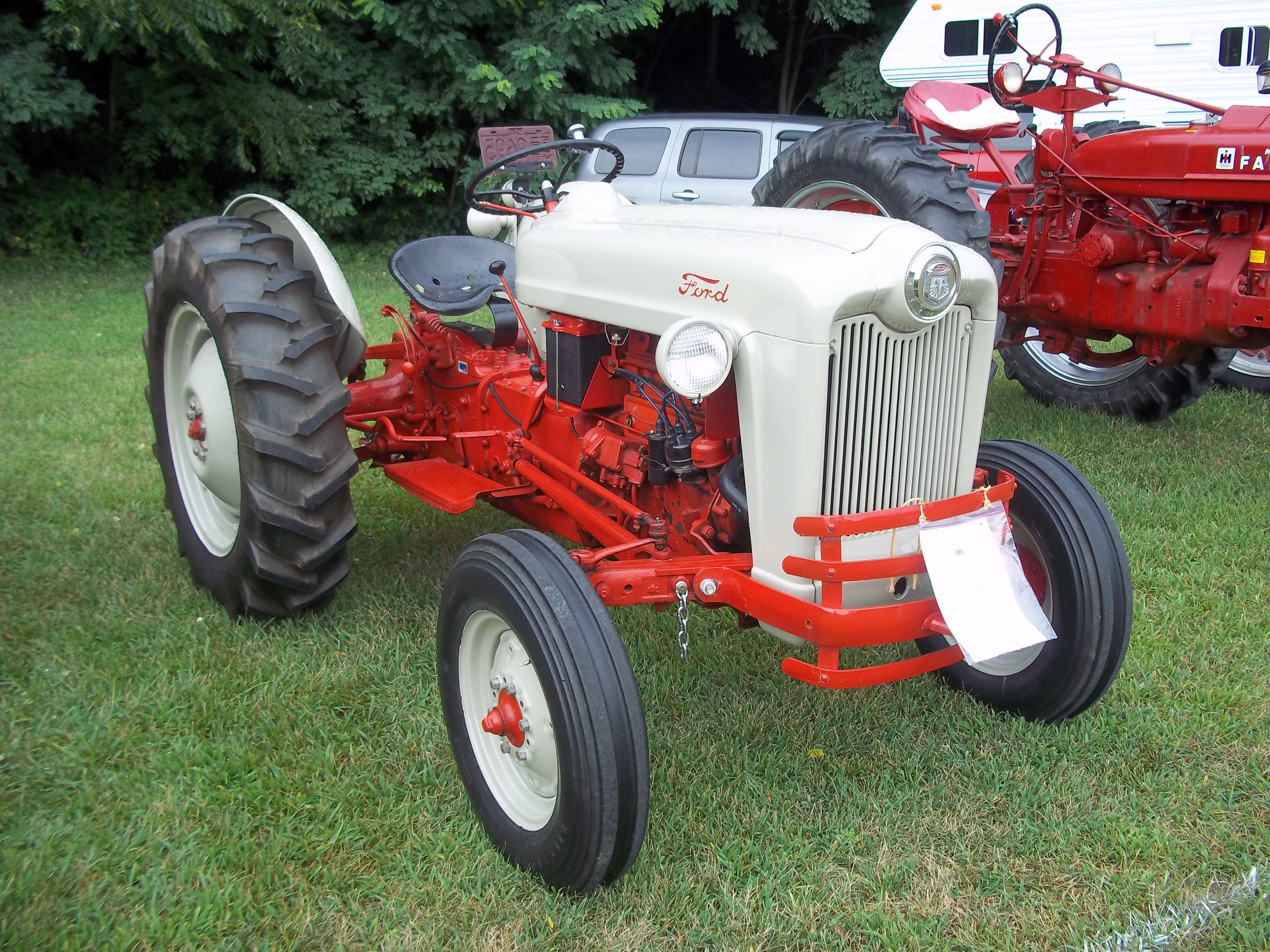 Ford Tractors From Mid 1950s