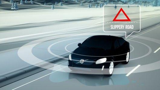 مركز التقنية العربيفولفو (Volvo) شركة السيارات تطور نظام أمان للحفاظ على حياة السائق | مركز التقنية العربي