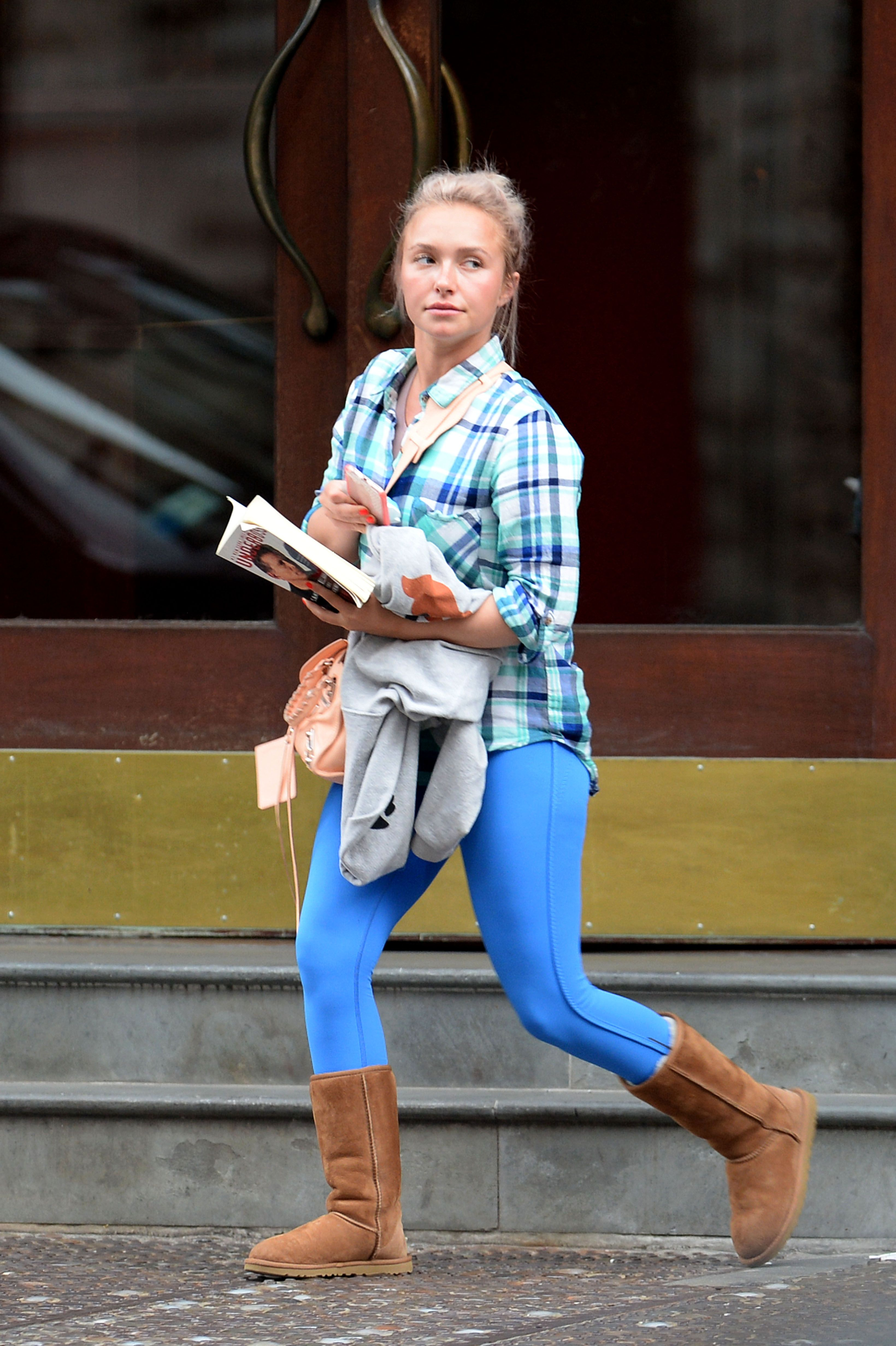 Find This Pin And More On Hayden Panettiere Hayden Panettiere Spotted  Without Engagement Ring