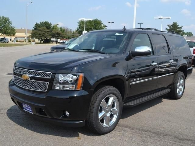2014 chevrolet suburban ltz1500 4x4 ltz 1500 4dr suv suv 4 doors black for sale in naperville. Black Bedroom Furniture Sets. Home Design Ideas