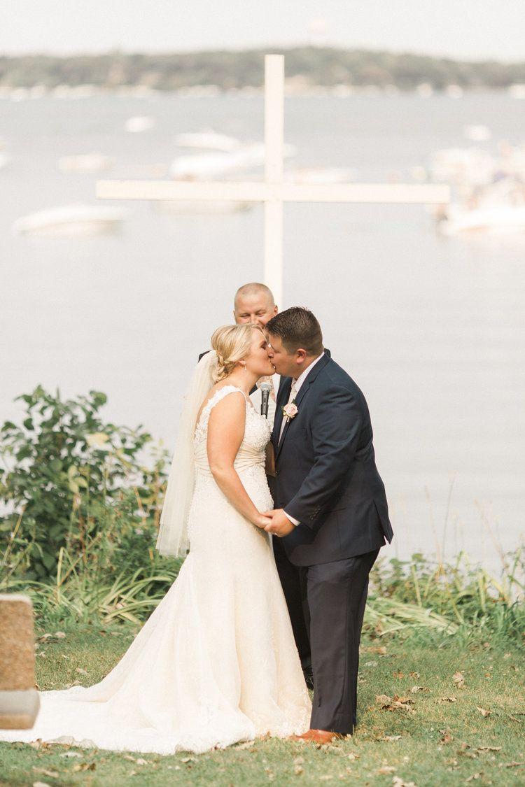Iowa Wedding Venue Okoboji White Beaded Dress Kiss The Bride: Okoboji Iowa Wedding Venues At Reisefeber.org