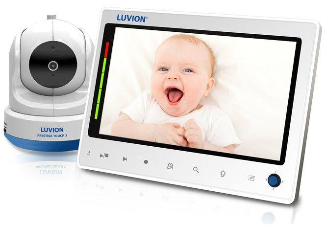 Luvion Prestige Touch 2 Video Baby Monitor Mother Baby Best Monitor 2017 Video Monitor Baby Baby Monitor The Prestige