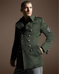 Royal Underground Military Coat | Fashion | Pinterest | Coats ...