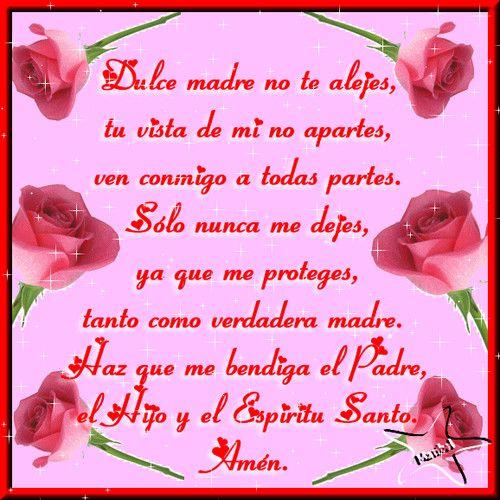 Poesias Para Todas Las Madres Del Mundo Dia De La Madre Feliz