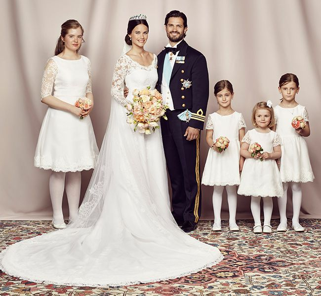 Prince Carl Philip And Princess Sofia S Official Wedding Pictures Released Royal Wedding Gowns Royal Brides Royal Wedding Dress