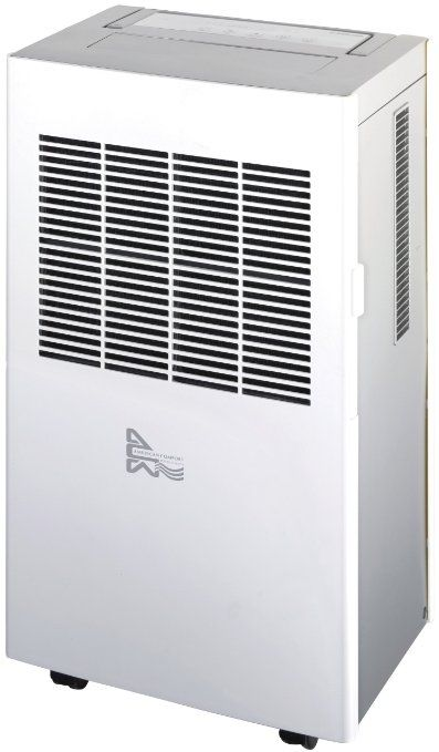 American Comfort Acw100 1 000 Btu Portable Personal Air Conditioner With Dehumidifier And Air Purifier Attic Spaces Dehumidifiers