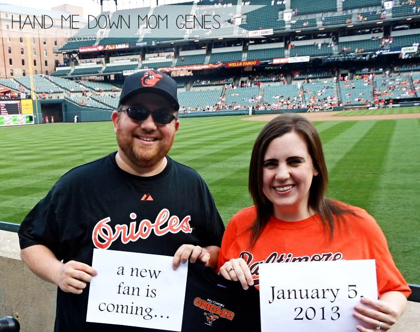 Best 25 Sports pregnancy announcement ideas – Witty Baby Announcements